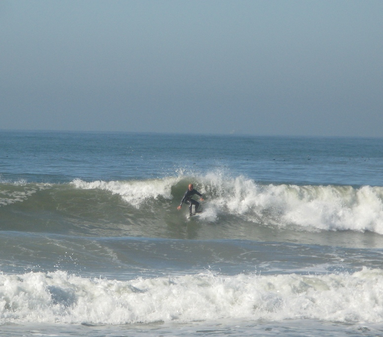 Newport Bech surf photo - 68th street